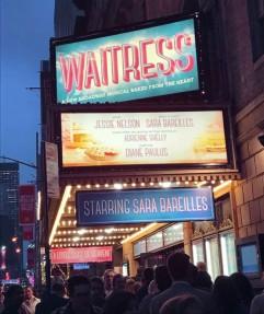 Waitress Theatre