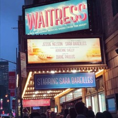 Waitress Theatre