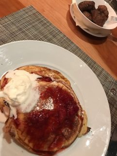 Brunch Pancakes