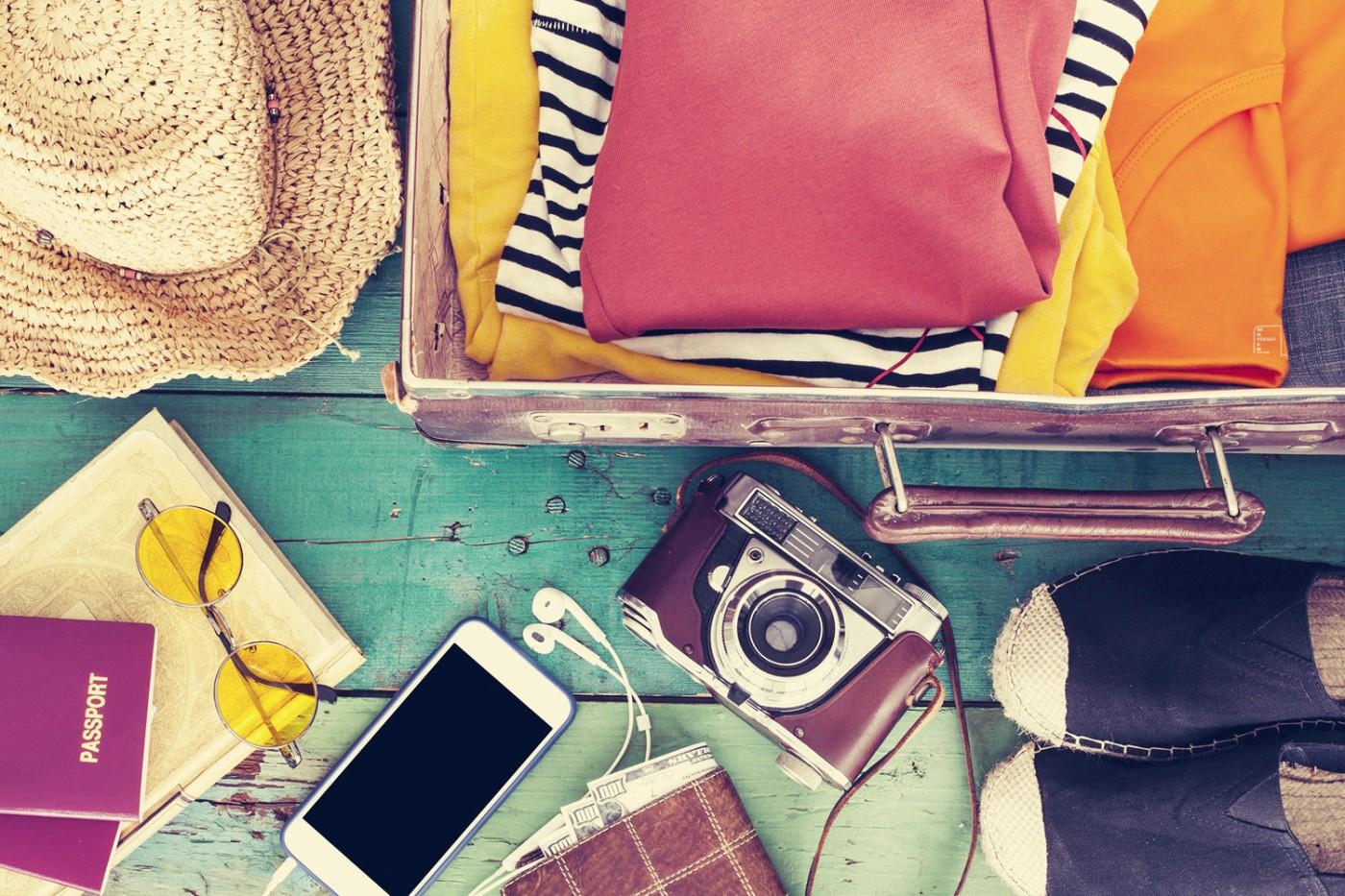 Reduce Traveling Stress
